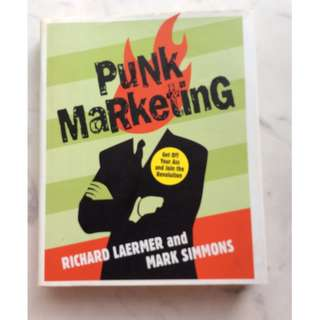 Punk Marketing by Richard Laermer and Mark Simmons