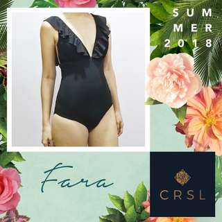 Fara Ruffle Swimsuit