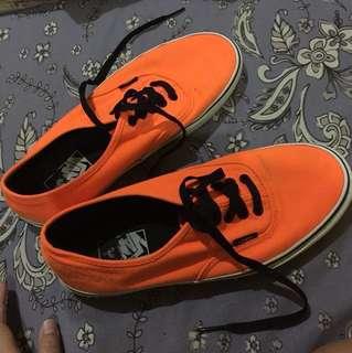 Vans - Orange