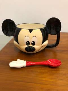 迪士尼帶回可愛米奇米妮杯