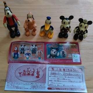 Disney Characters - Classic Toy Figure 迪士尼經典FIGURE