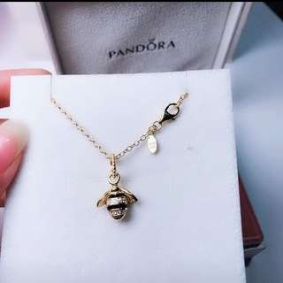 Pandora Shine Necklace