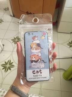 全新未開過貓貓手機殼