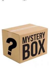 Mystery Box lingerie and accessories