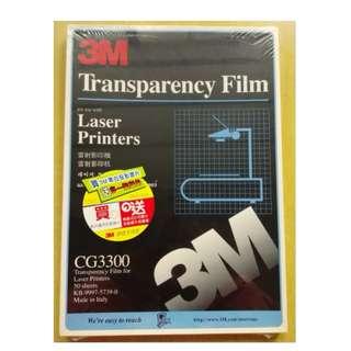 3M Transparency Film 透明膠片
