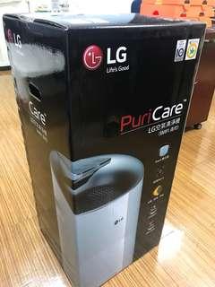 🚚 現貨1 送濾網♥️台灣公司貨 LG韓國原裝  空氣清Wi-Fi遠控版 AS401WWJ1