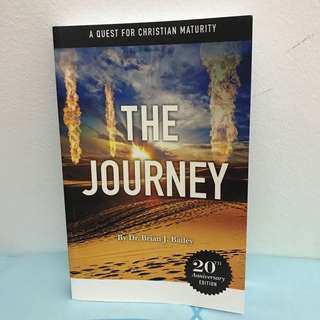 The Journey by Dr Brian J Bailey