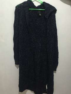 Factorie Knitted Cardigan (XS)