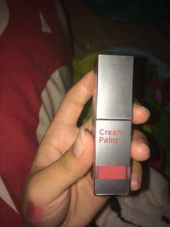 Cream paint