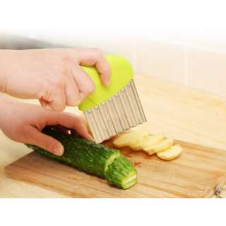 32307 Multi-purpose Potato Wave Slicer Cutter