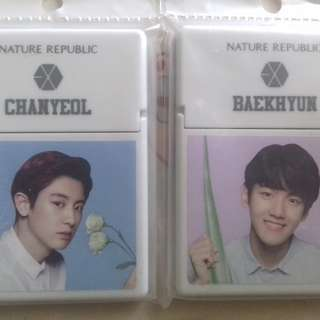 Nature republic EXO paper oil