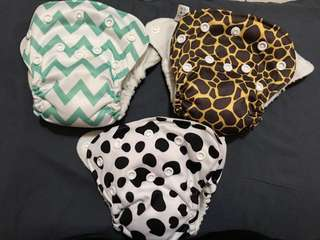 Cloth diaper (newborn)