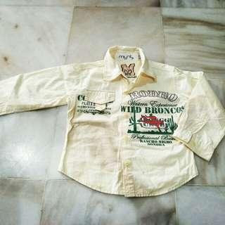 Junior Long Sleeve Shirt
