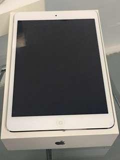 iPad Mini 1 - 16GB Wifi + Cellular version