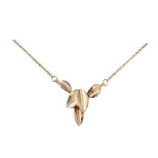 Leaf Necklace