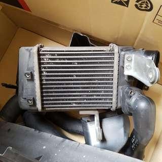 Colt plus turbo stock Intercooler