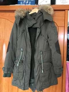 🚚 兩件式 外套 似N3B