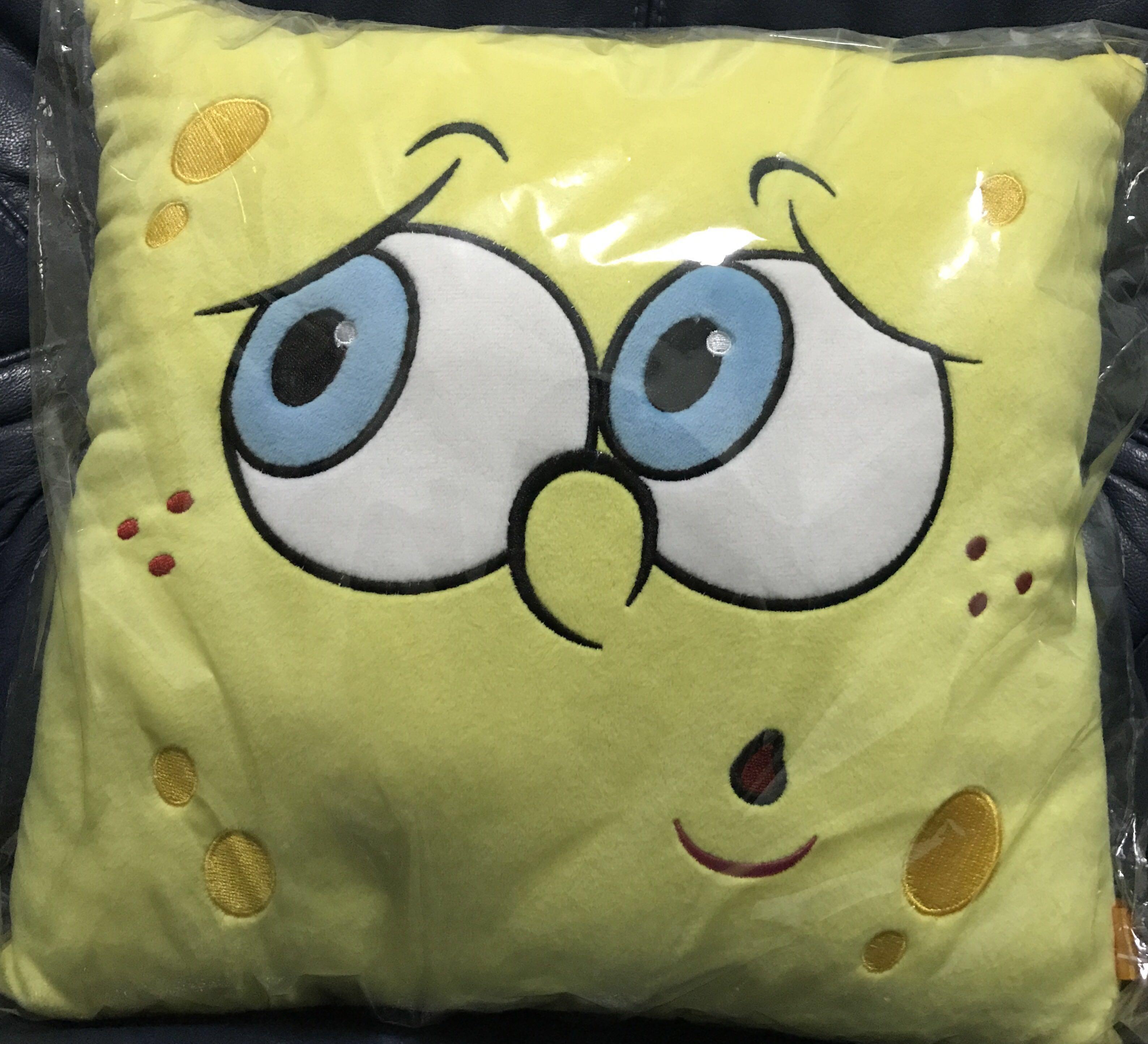 13 spongebob squarepants pillow home furniture home décor on