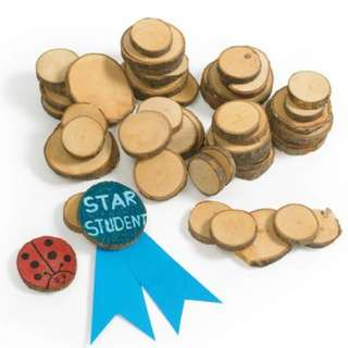 Wood craft  50pcs in pack