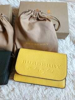 美國代購🇺🇸Burberry多用途小包側背手拿包