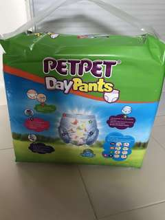 Petpet day pants L-size