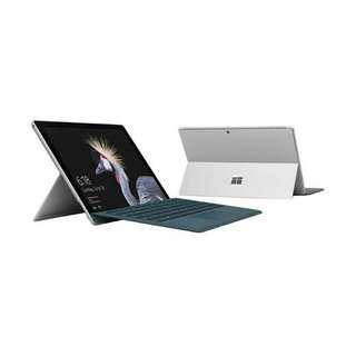 Bisa Kredit MICROSOFT Surface Pro 5 Laptop [Core i7/16GB/512GB] Gratis 1X Angsuran Tanpa Kartu Kredit
