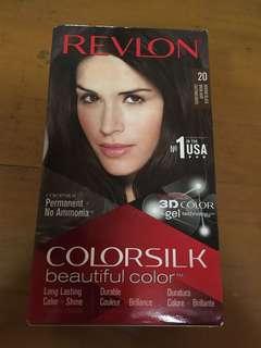 Revlon Colorsilk (Brown Black)