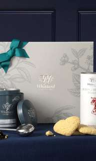 Whittard Afternoon Tea Gift Box