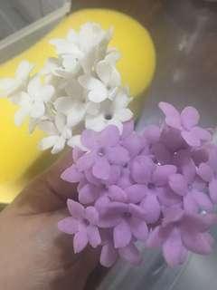 Cake Toppers Gumpaste Filler Flowers