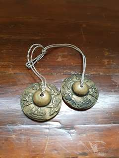 Old Chinese gongs