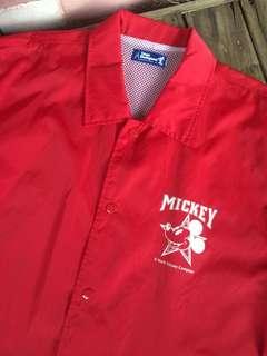 Mickey mouse coach jacket