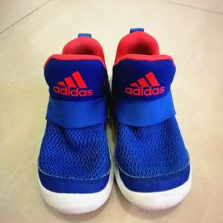 ADIDAS boys rubber shoes for 3-5 yo