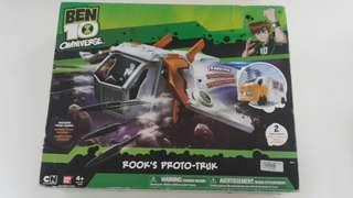 (2nd) Ben 10 Space Vehicle Bandai