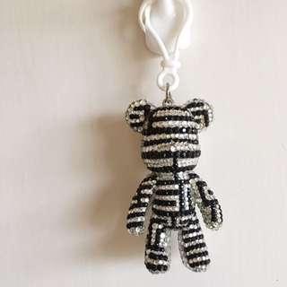 🚚 熊 鑰匙圈 吊飾