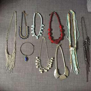 Costume jewellery bundle