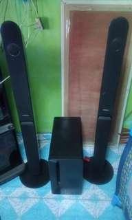 samsung speaker stand  sound bar