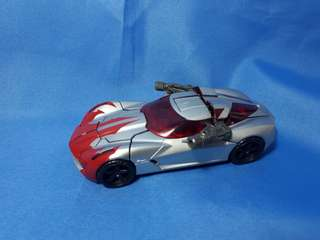 Transformers Hunt for the decepticons Sideswipe