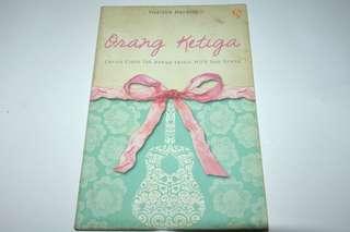 Novel Orang Ketiga - Yuditha Hardini