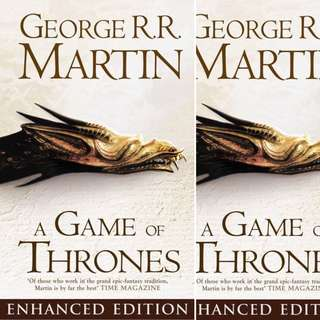 A Game of Thrones (A Song of Ice and Fire #1) by George R.R. Martin