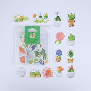 Sticker (Plant) (Ref No.: 209)