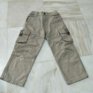 Khaki Brown Pants
