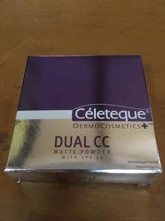 Celeteque Dual CC Matte Powder SPF 30