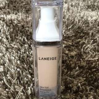 Laneige Skin Veil Foundation (21, Natural Beige)