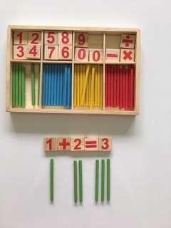 Math stick