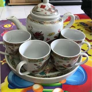 Wedding Tea Set clearance