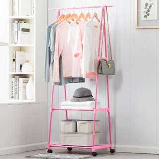 75624 Removable Hanger Clothes Rack