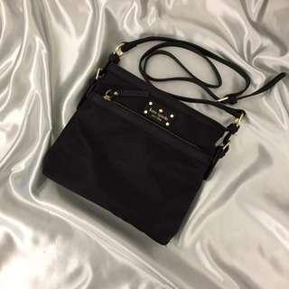 Katespade Print & Plain Sling Bag
