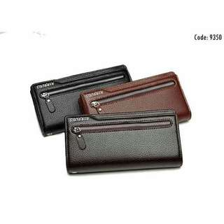 AIRPLUS LEATHER LONG WALLET