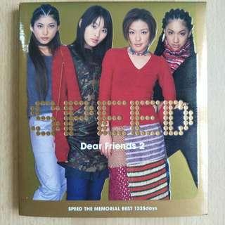 Speed Dear Friends 2 CD
