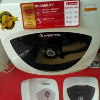 Promo kredit Water Heater merk Ariston Lux 30 L